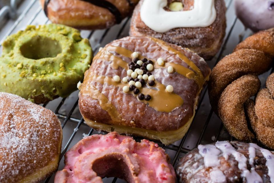 The Doughboys Best Donut Assortment