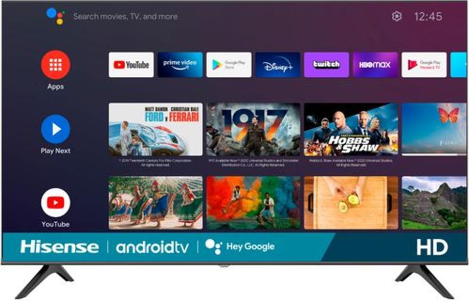 HiSense 32″ LED Smart Android TV