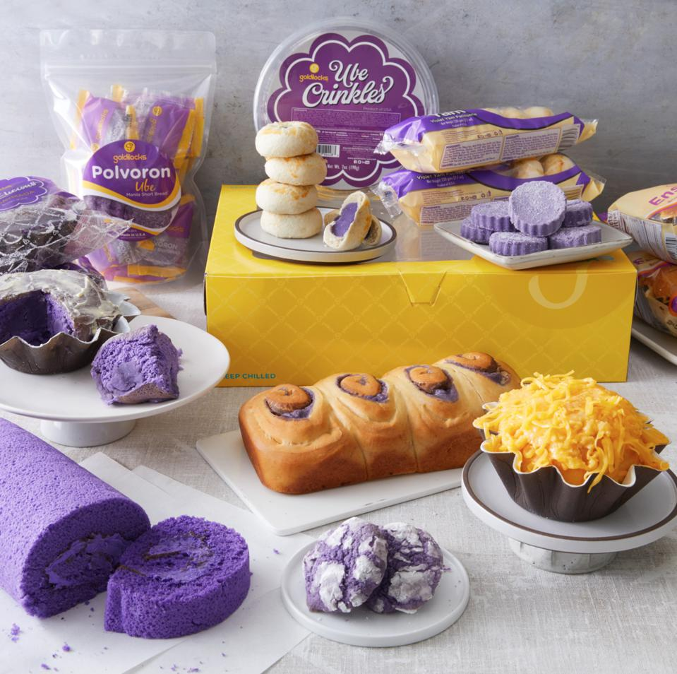 Ube Obsession Gift Basket