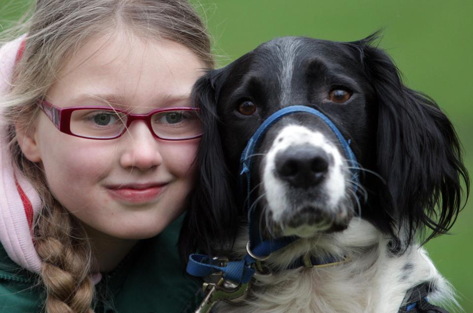 Crufts Friends for Life award photocall