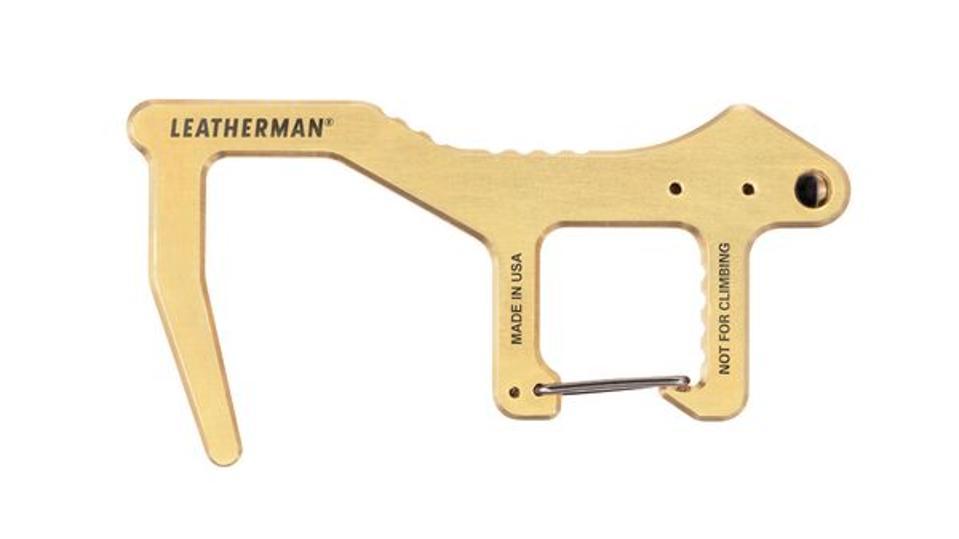 leatherman copper carabiner