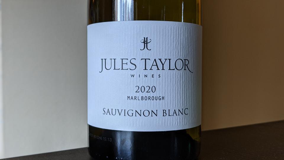 2020 Jules Taylor Sauvignon Blanc