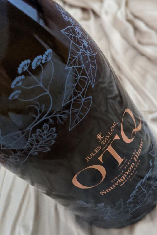 2018 Jules Taylor OTQ Sauvignon Blanc 'Meadowbank Vineyard'