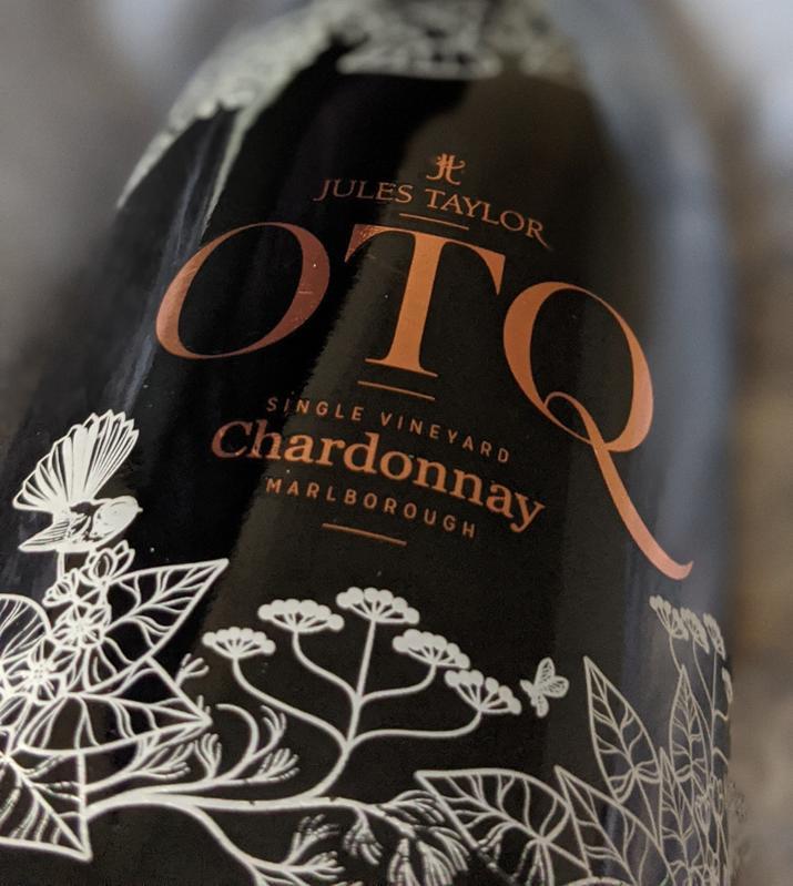2018 Jules Taylor OTQ Chardonnay 'Meadowbank Vineyard'