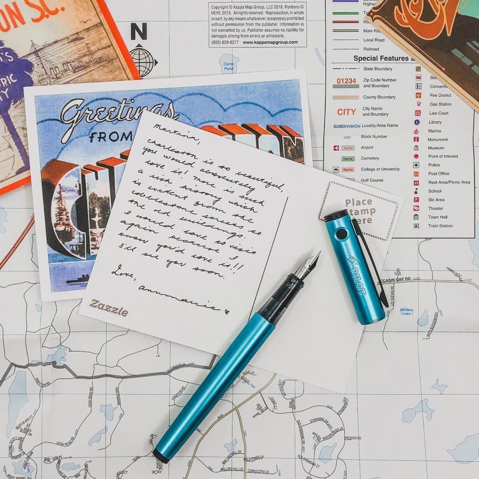 Pilot's Explorer Pen