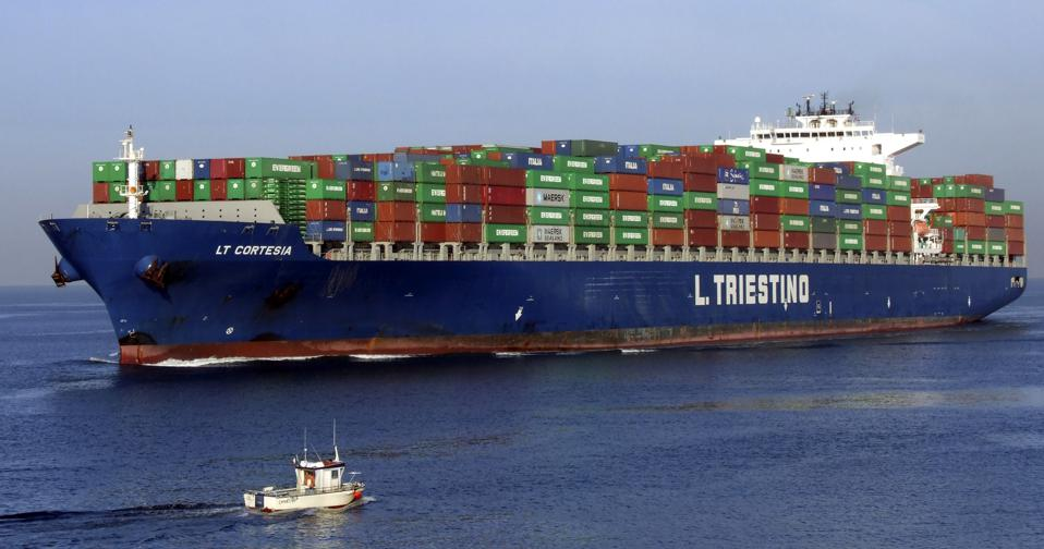 Megaships are now the sixth highest emitter of greenhouse gases in the world, greater than France and Germany combined