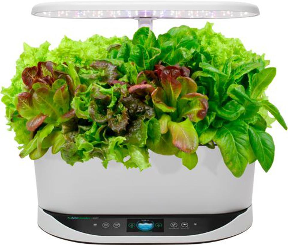 AeroGarden Bounty Healthy eating garden kit