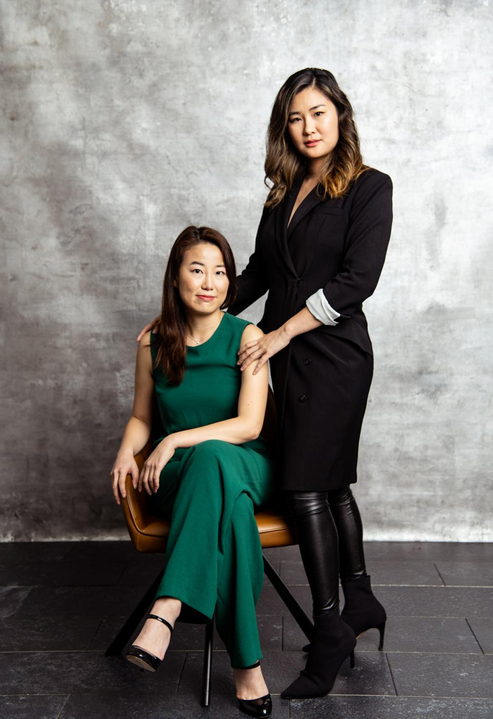 Cardon co-founders: Chung and  Jacqueline Oak