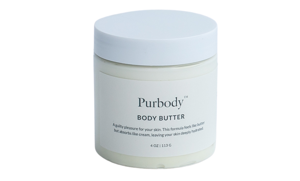 Pursoma's latest launch, PurBody Body Butter