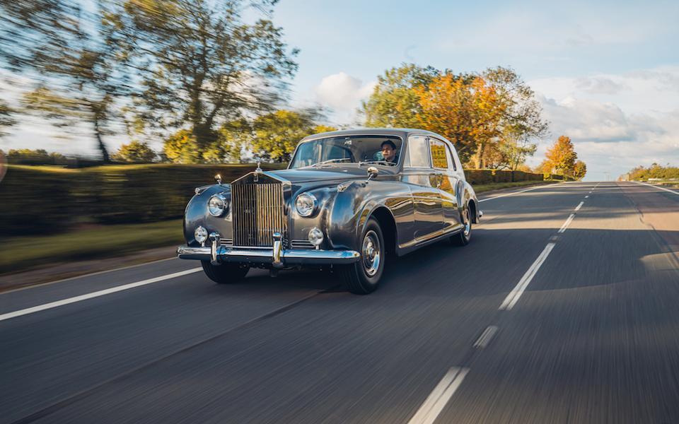 Rolls-Royce Phantom by Lunaz