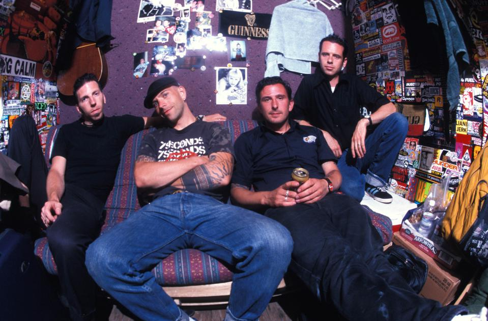 The Bouncing Souls, 2001