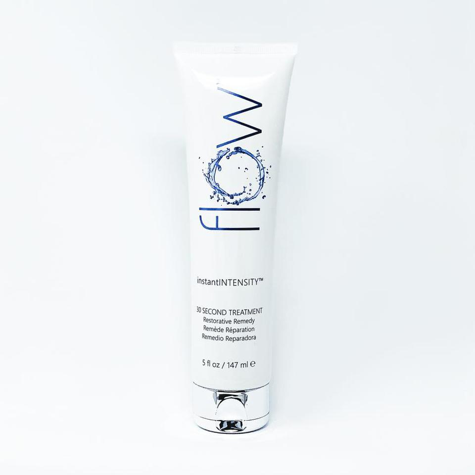 Intense conditioning for all hair types.