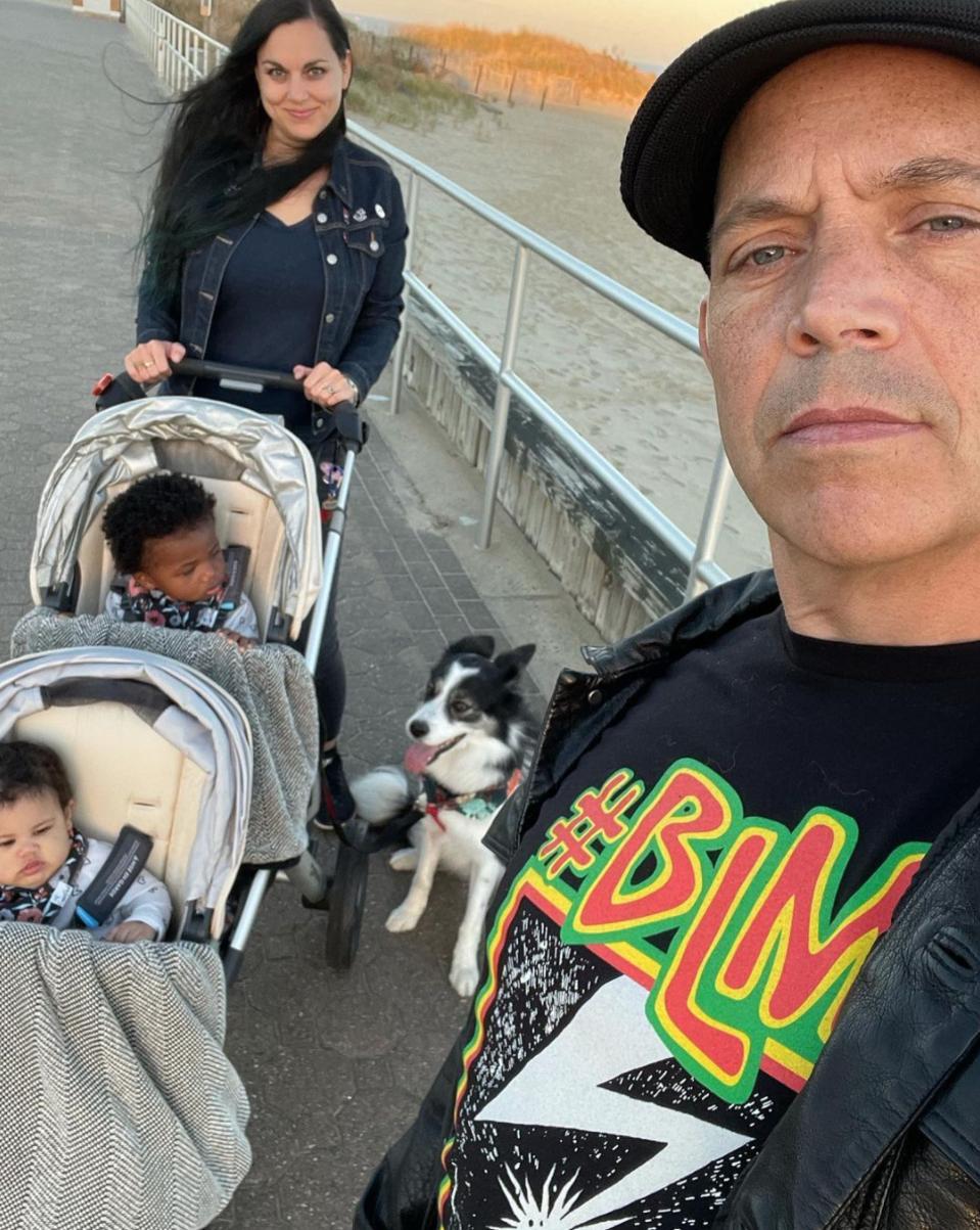 Bryan Kienlen and family