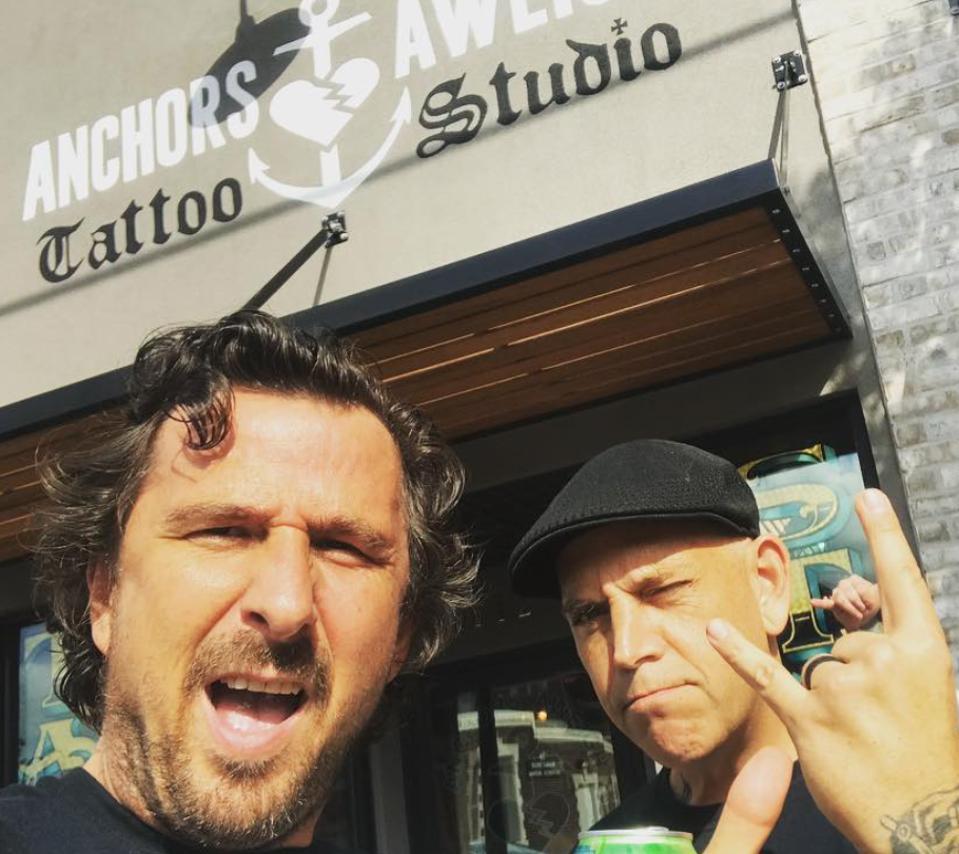 Anchors Aweigh Tattoo Studio