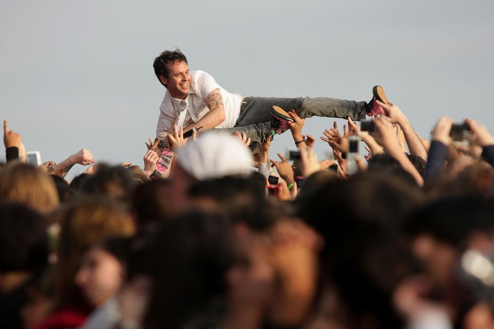The Bouncing Souls, 2008
