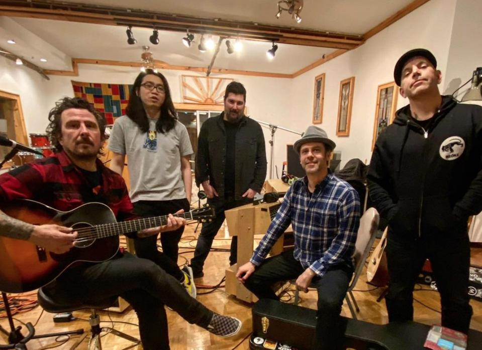 The Bouncing Souls, March 2020