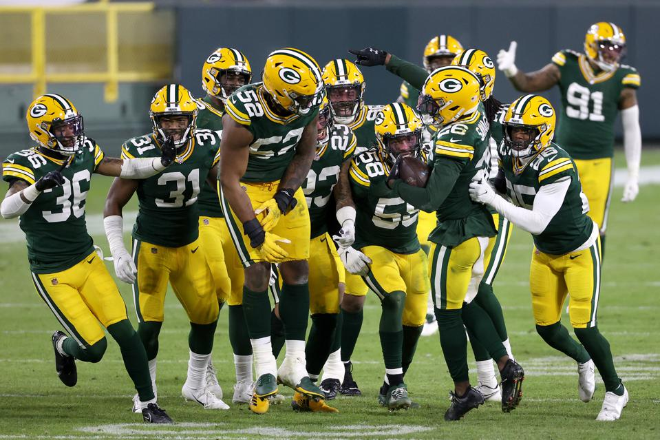 The Good Bad And Ugly From The Green Bay Packers Win Over The Philadelphia Eagles
