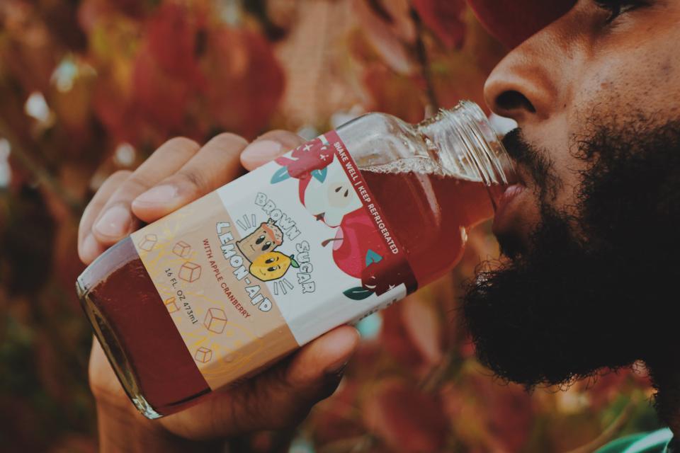 Peach State Drinks lemon-aid