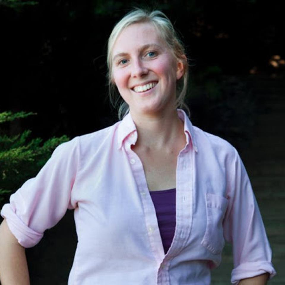 May Boeve, Executive Director of 350.org