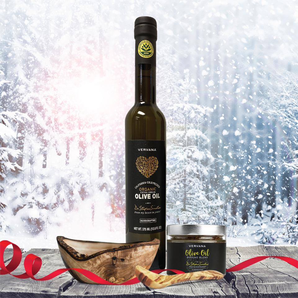 Vervana's Dipping Essentials Olive Oil Gift Set
