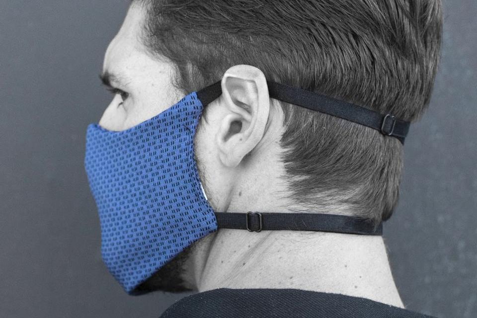 The Vanguard Mask by Ari Jogiel
