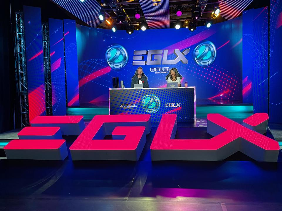 Picture of two Enthusiast Gaming esports hosts