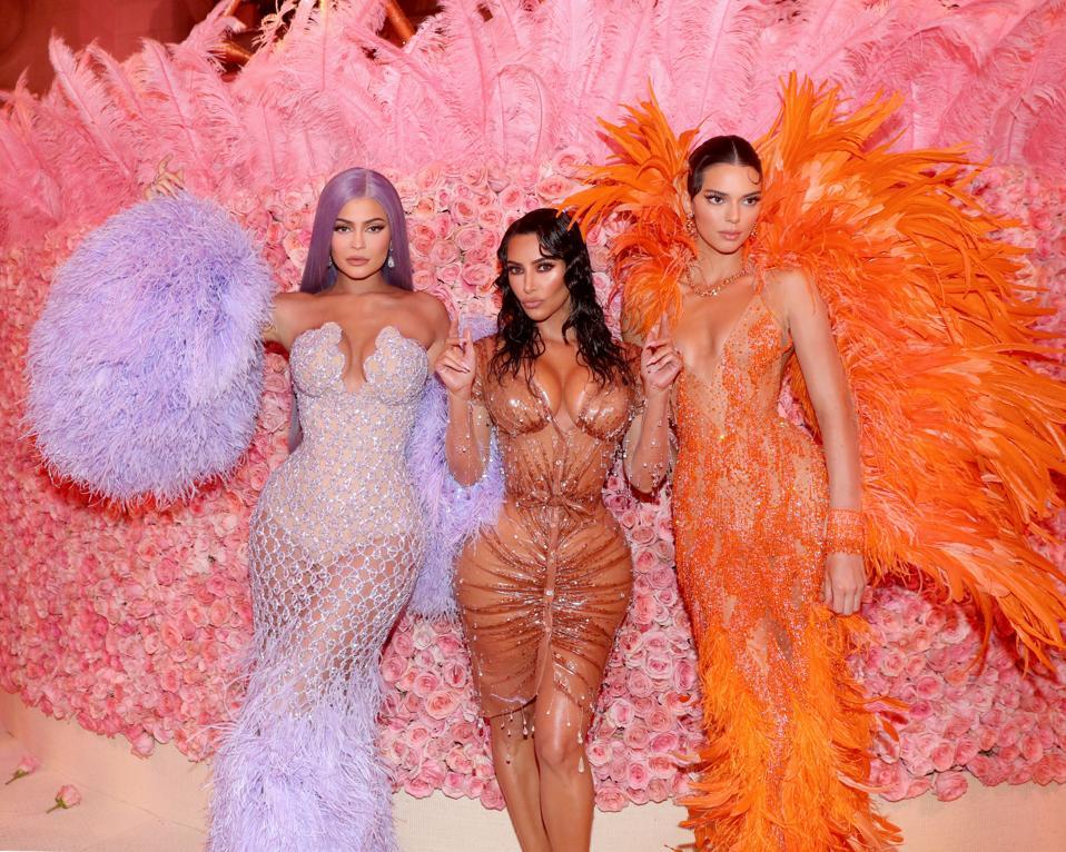 met gala, kylie jenner, kendall jenner, kim kardashian, injectables cosmetic surgery botox