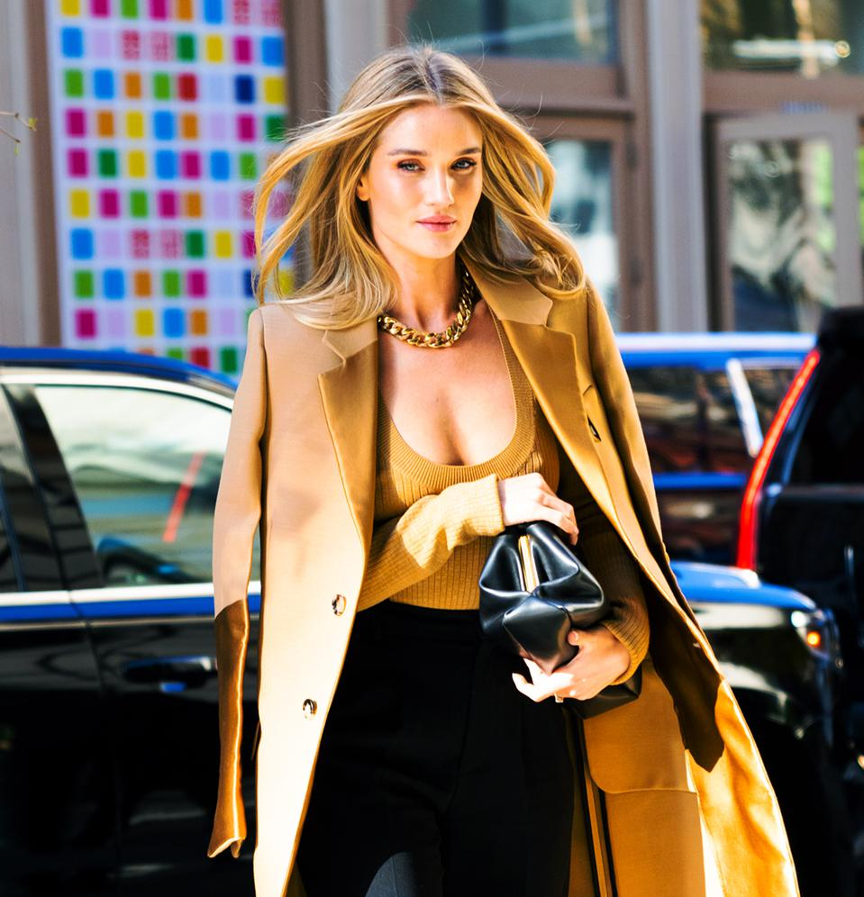 Celebrity Sightings rosie huntington-whiteley lips, facial structure