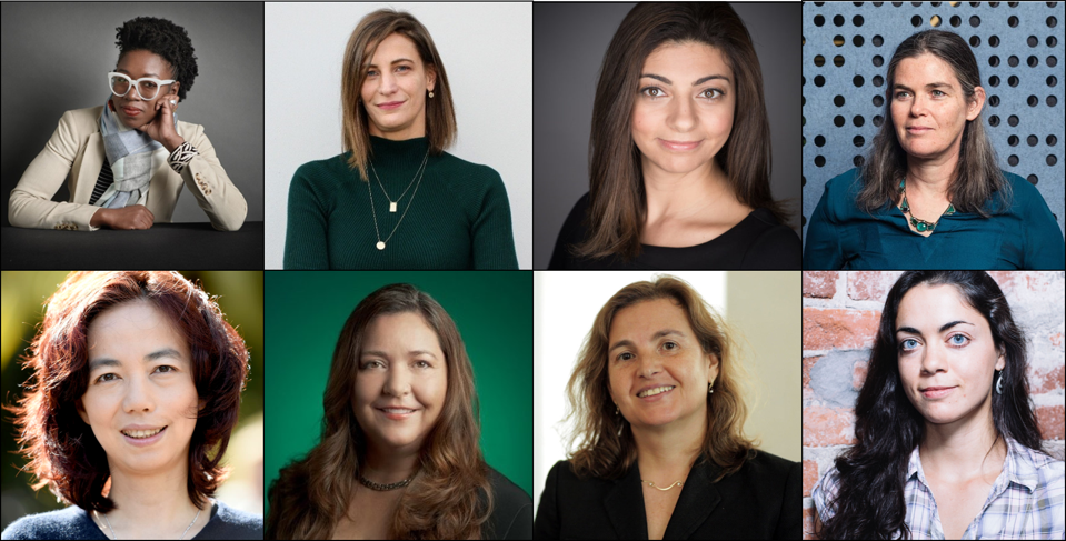 EIGHT LEADING WOMEN IN AI