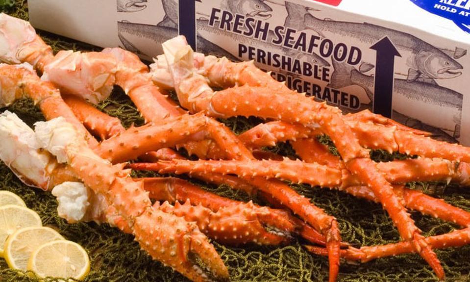 10th & M Seafoods Alaskan King Crab