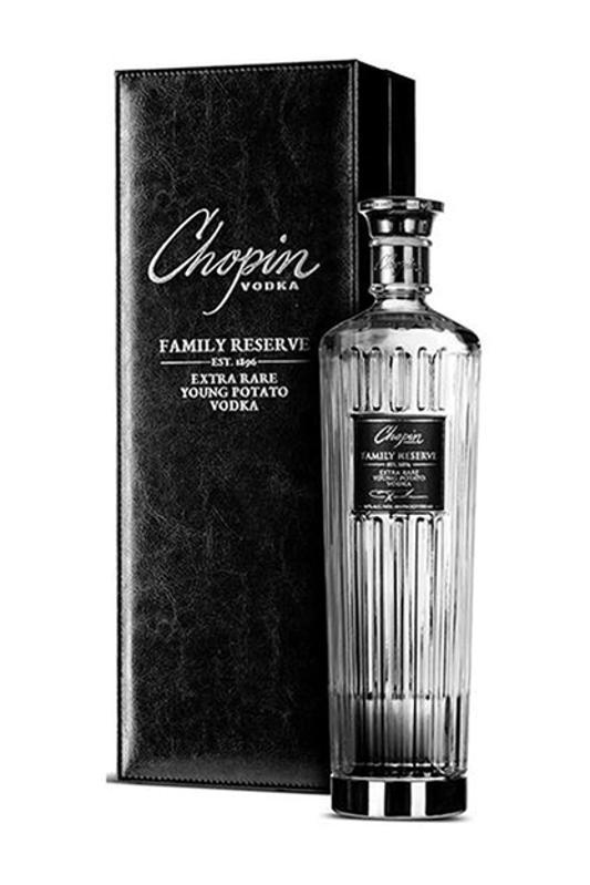 Chopin, Family Reserve, Extra Rare Young Potato Vodka