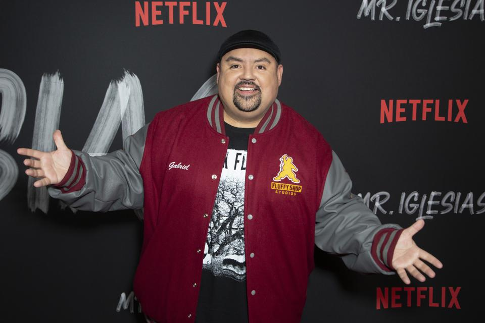 Gabriel Iglesias, Fluffy, Mr. Iglesias, Netflix, comedian, interview, watch, Funko, tour