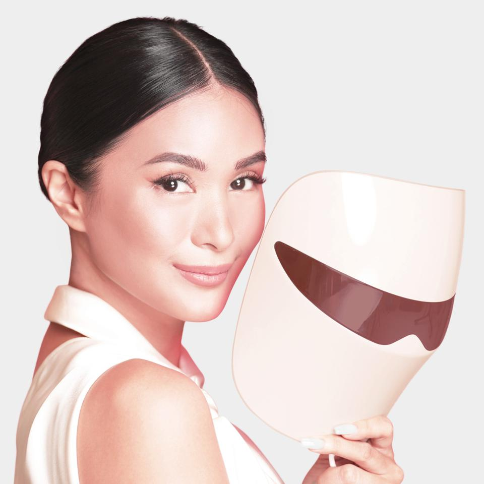 One of FORBES France's Top Luxury Influencers, Heart Evangelista, reveals skincare secrets from LOVE K DERMA