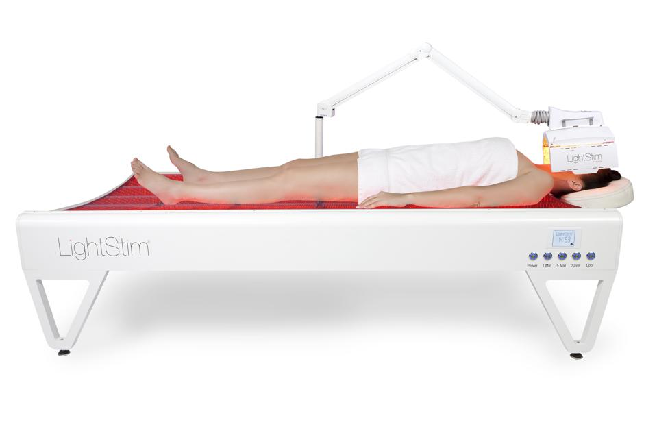 The LightStim LED Bed is the world's first LED Bed to gain over-the-counter FDA Clearance.