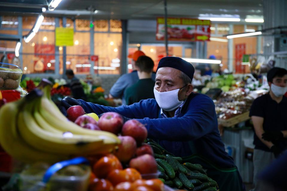 KAZAKHSTAN-HEALTH-VIRUS-ECONOMY