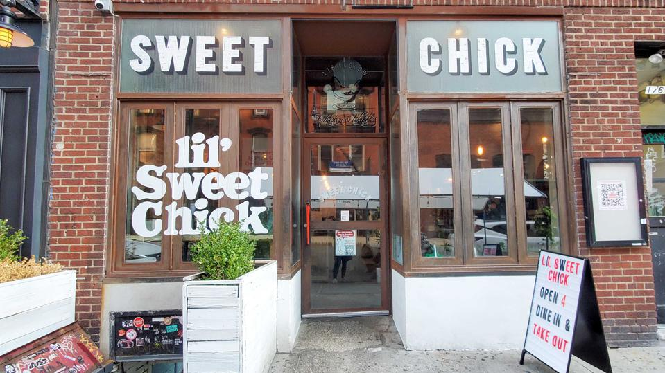 Lil' Sweet Chick exterior in New York City