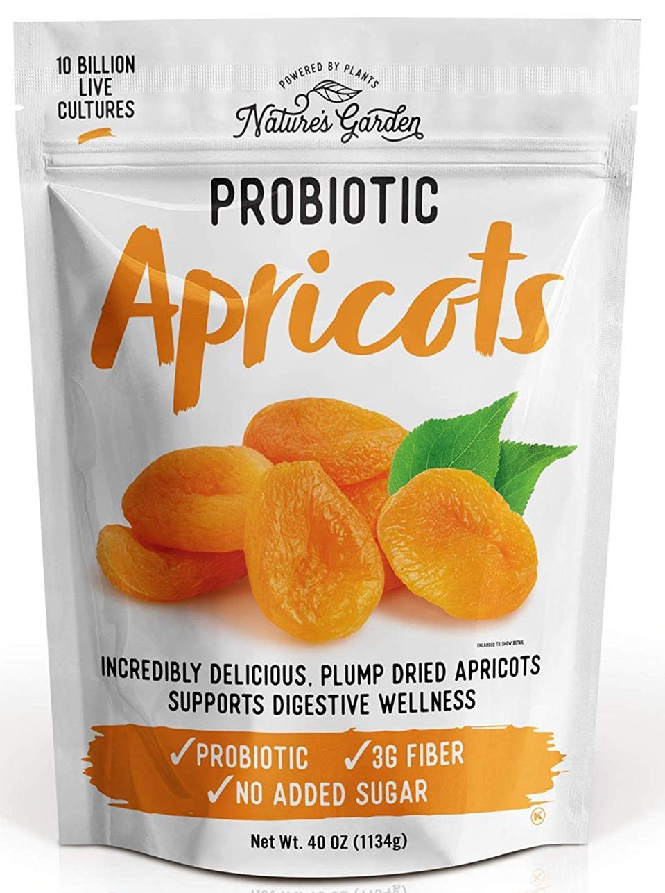 vegan dried apricots