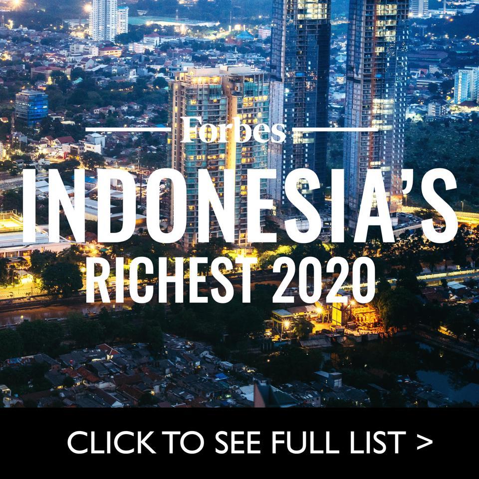 Indonesia Richest 2020