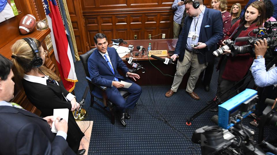 Georgia Legislature Opens