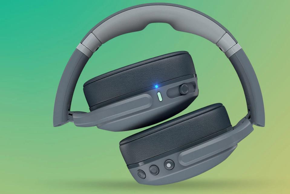 Crusher Evo Sensory Bass Headphones