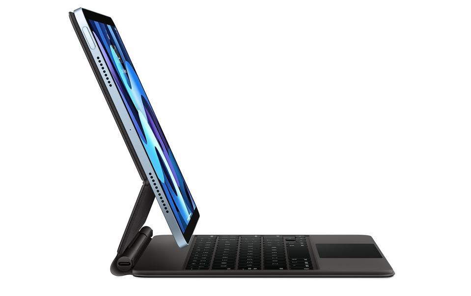 iPad Air and Magic Keyboard