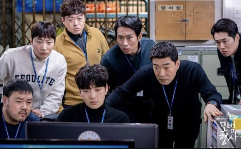 'The Good Detective' is a fast-paced crime thriller starring Son Hyun-joo and Jang Seung-jo.