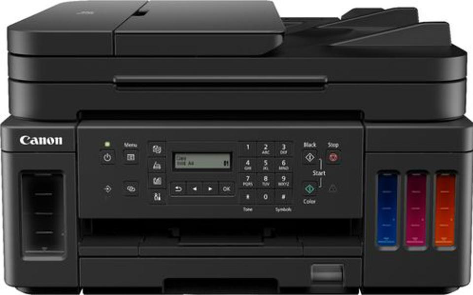 Canon PIXMA MegaTank G7020 All-In-One Inkjet Printer