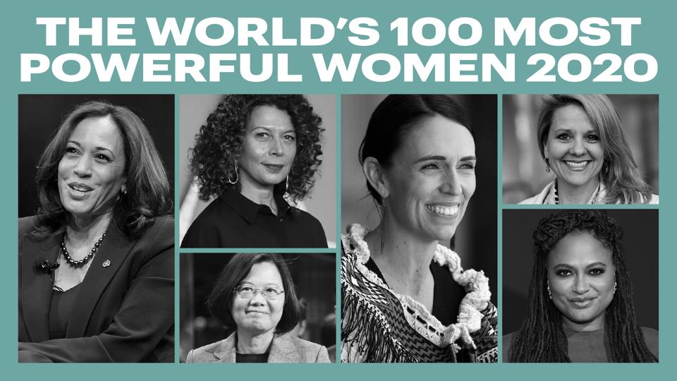 The World's Most Powerful Women 2020