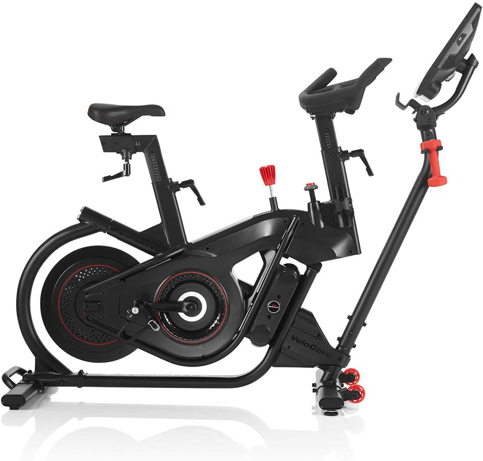 VeloCore Bike - The Indoor Exercise Bike That Leans