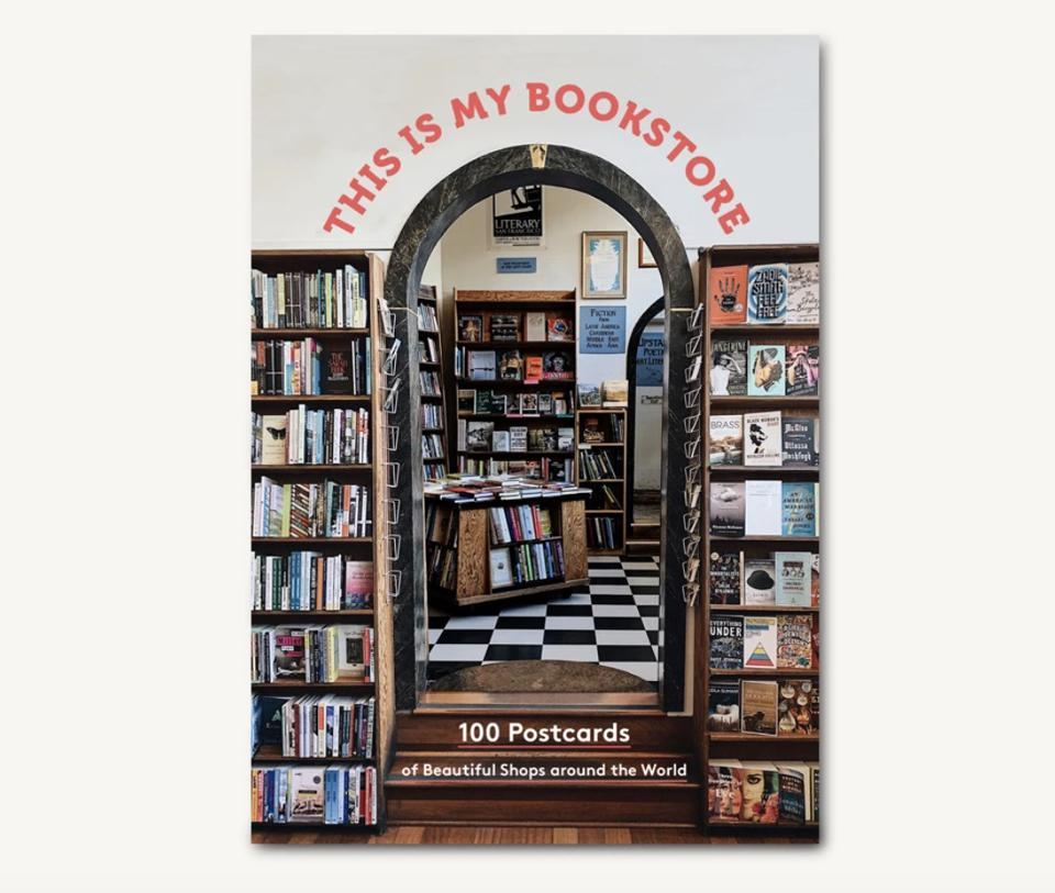 This Is My Bookstore: 100 Postcards of Beautiful Shops Around the World from Chronicle Books