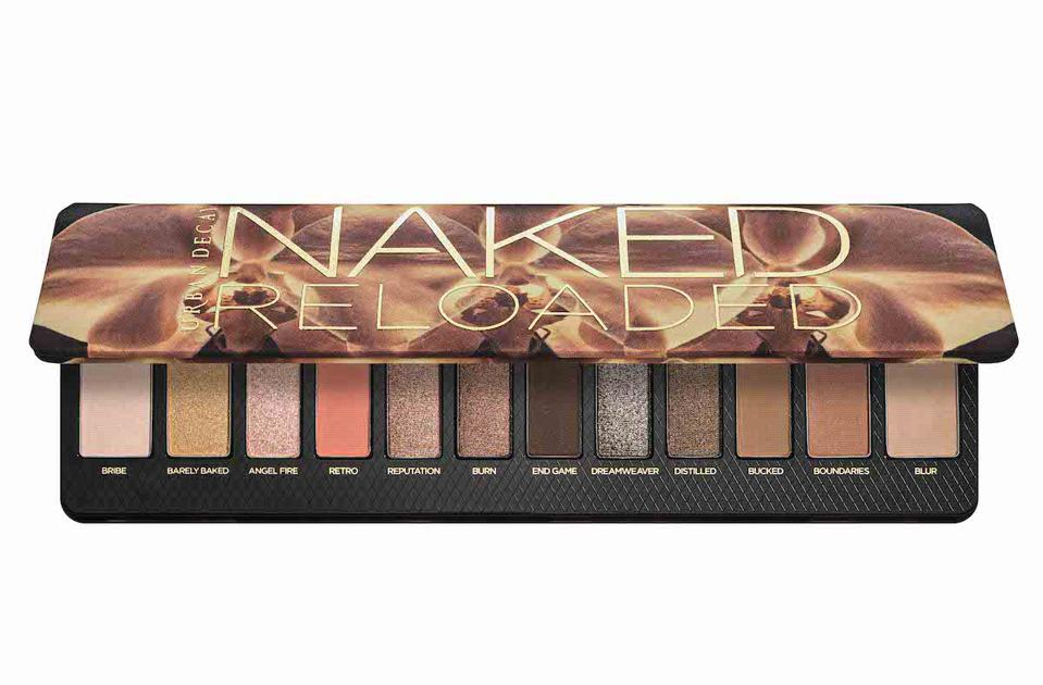Naked Reloaded Eyeshadow Palette from Urban Decay