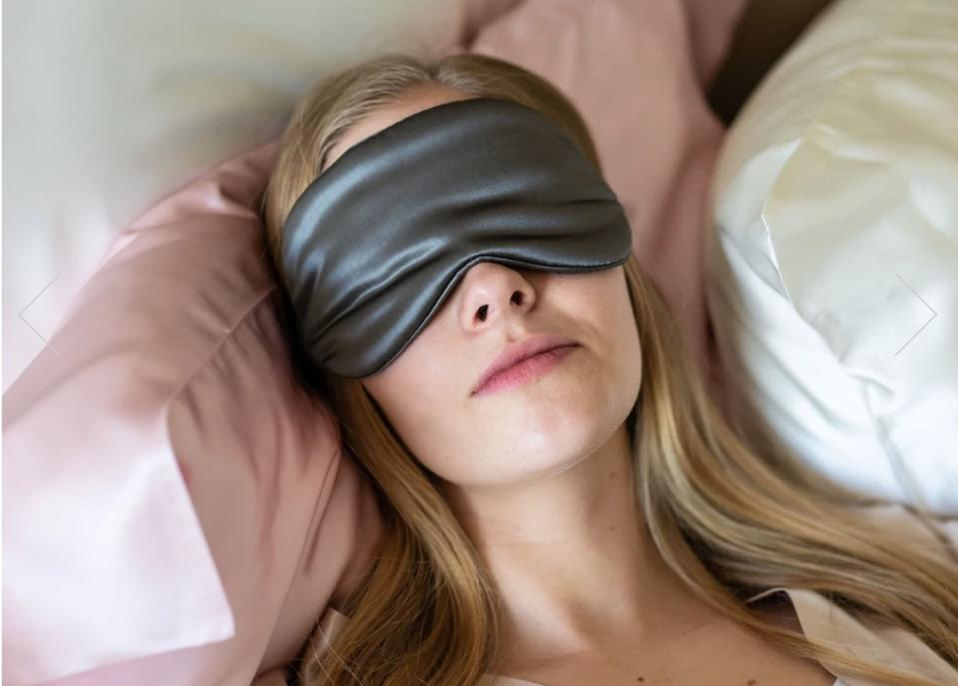 Sleep Mask from Silken Pure
