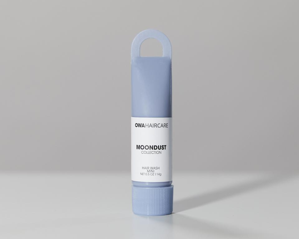 The Moondust Collection: Hair Wash Mini from OWA Haircare