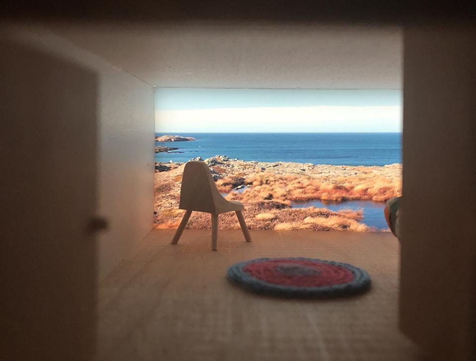 Dream Box from Fogo Island Inn, Newfoundland